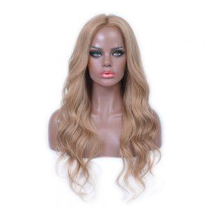 Alessandra Blonde Wavy Wig