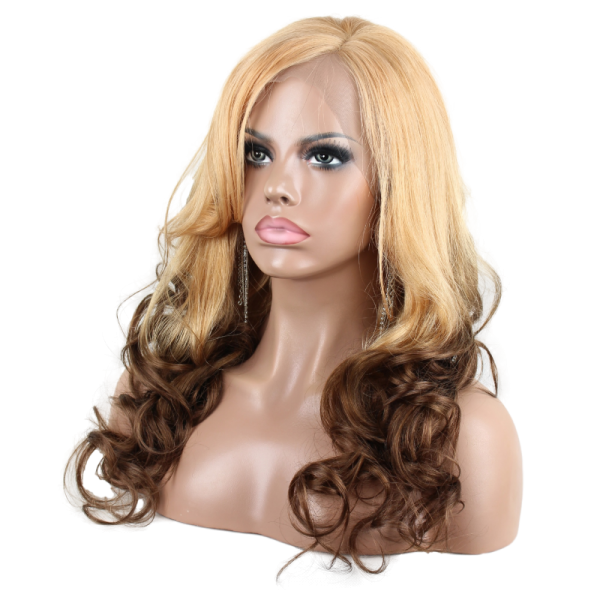 Beyonce Inspired Ombre Blonde Wig