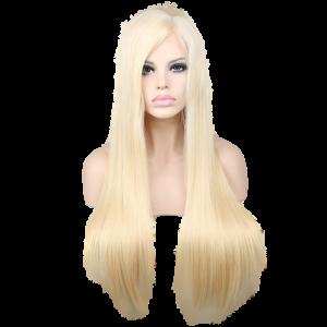 Buffy Straight Blonde Wig
