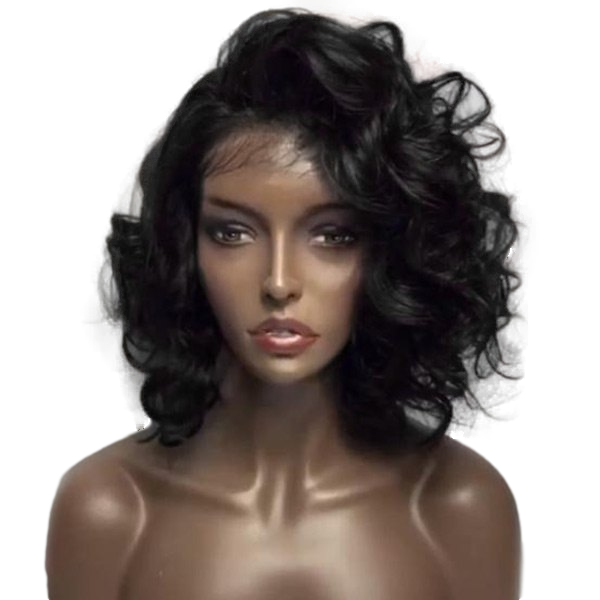 Curly Sue short natural wig