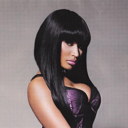 Nicky Minaj Straight Hair