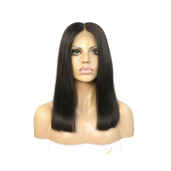 Queen long, straight wig