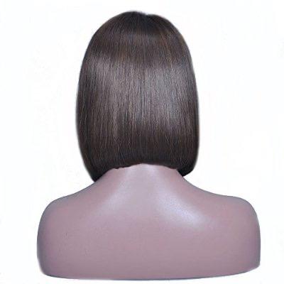 Karishma Short Straight Wig Back